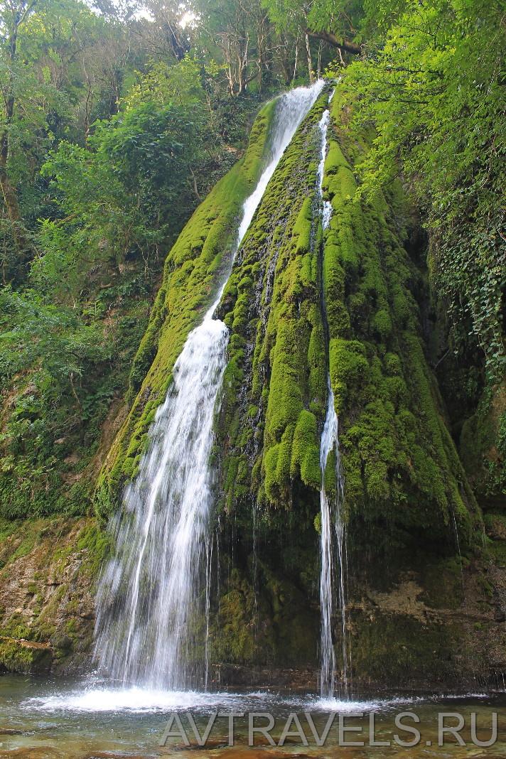 водопад Кегху Грузия