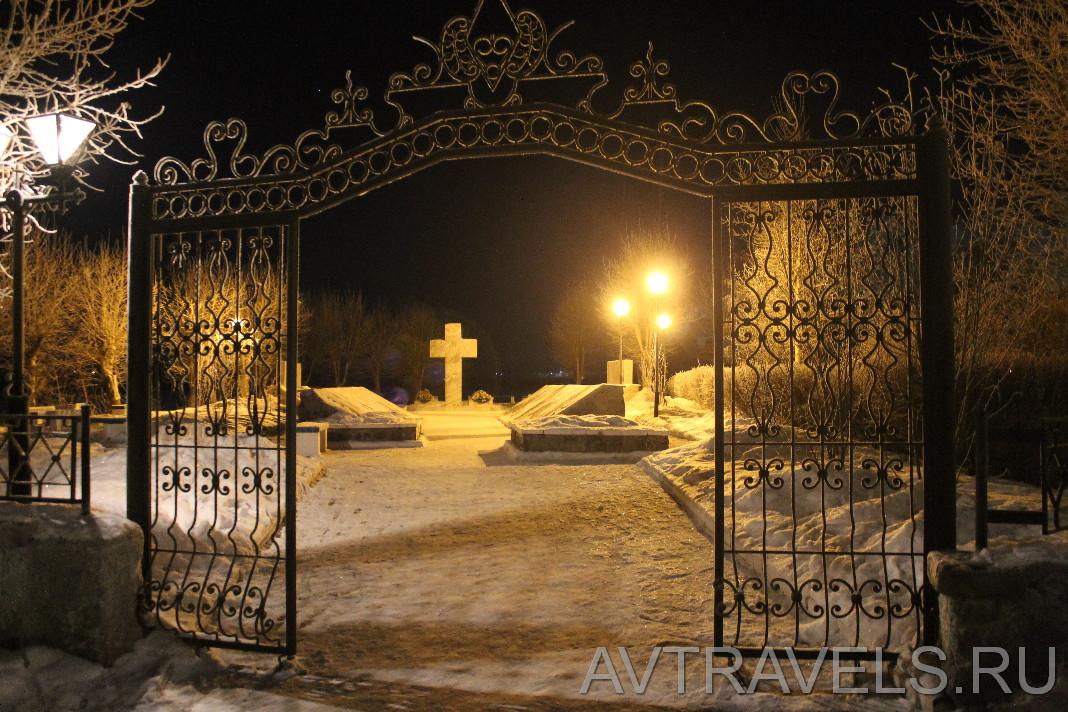 памятник трудармейцам Краснотурьинск