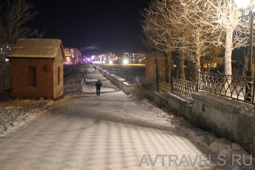 Краснотурьинск набережная