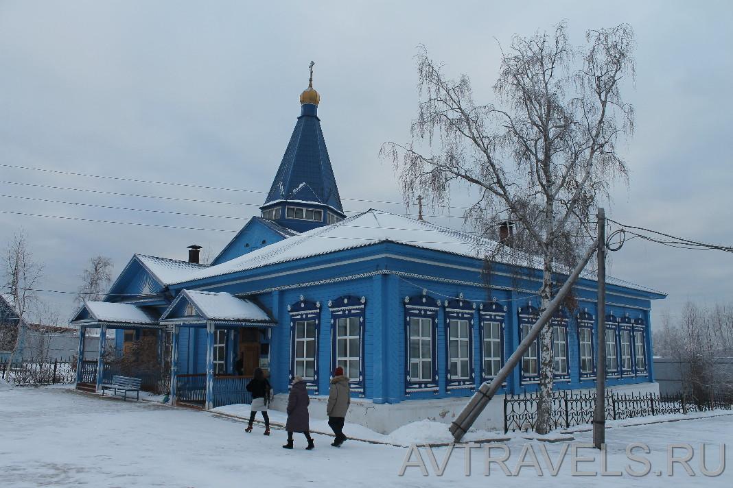 свято-пантелеймоновская церковь Краснотурьинск