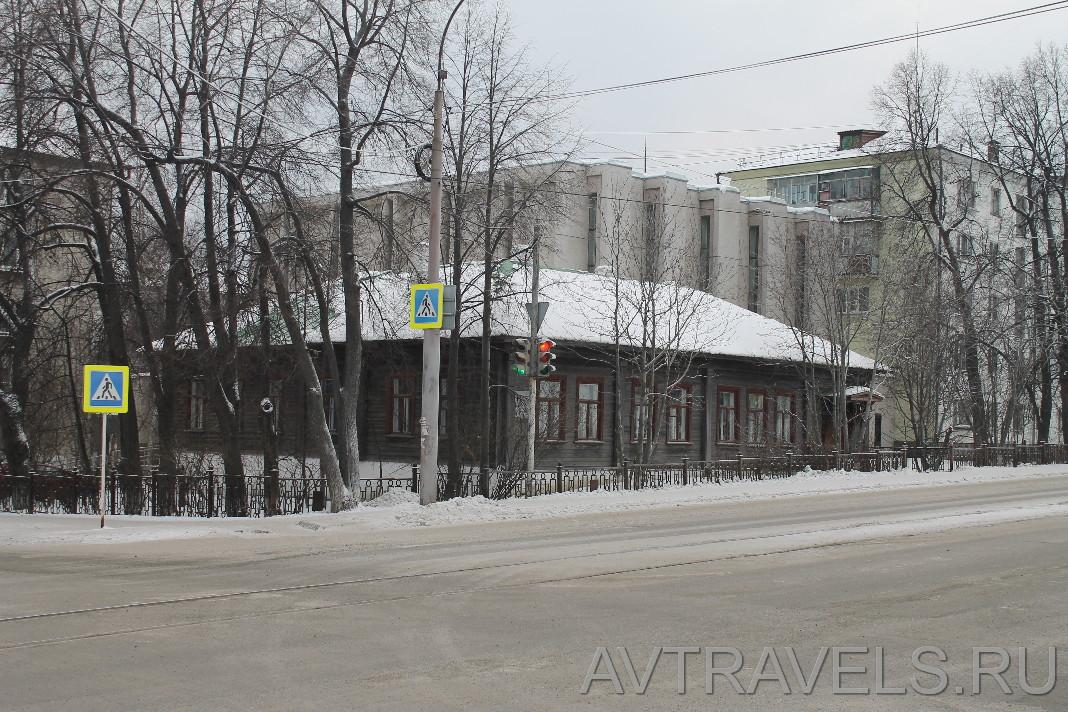 краснотурьинск музей попова