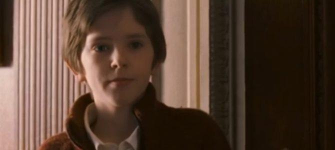 Вдохновляющий фильм: «АВГУСТ РАШ», режиссёр Кирстен Шеридан, США, 2007г.