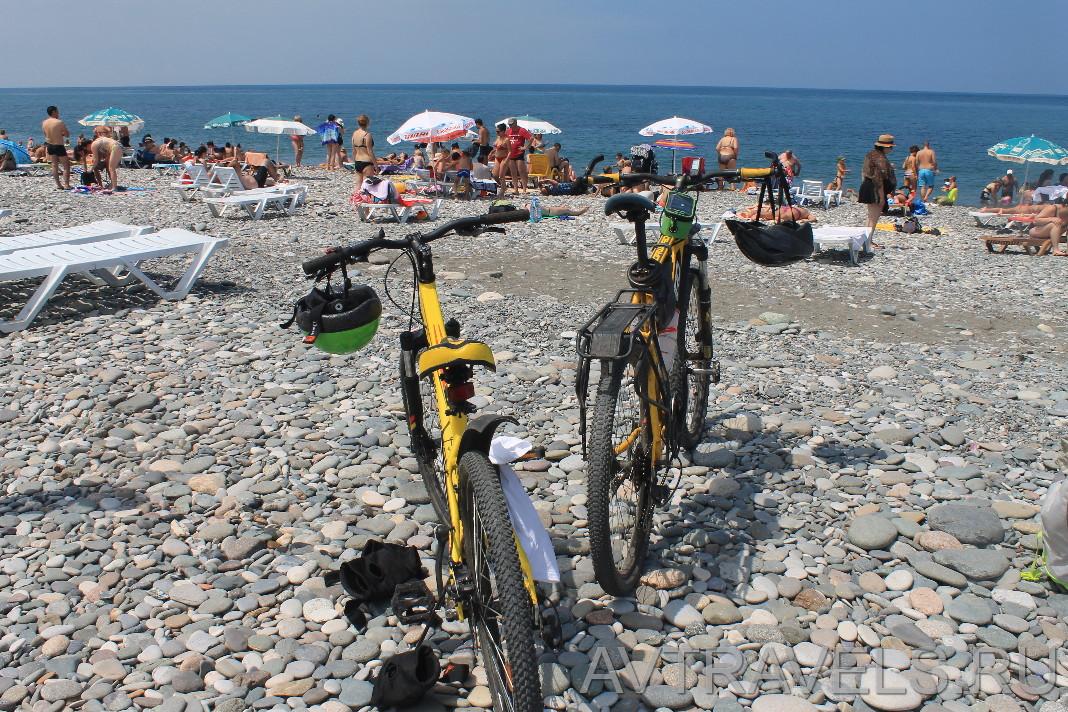 пляжи Батуми фото