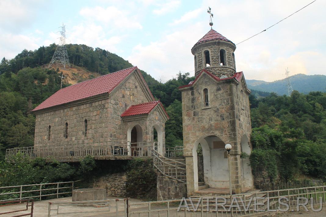 церковь Аджария
