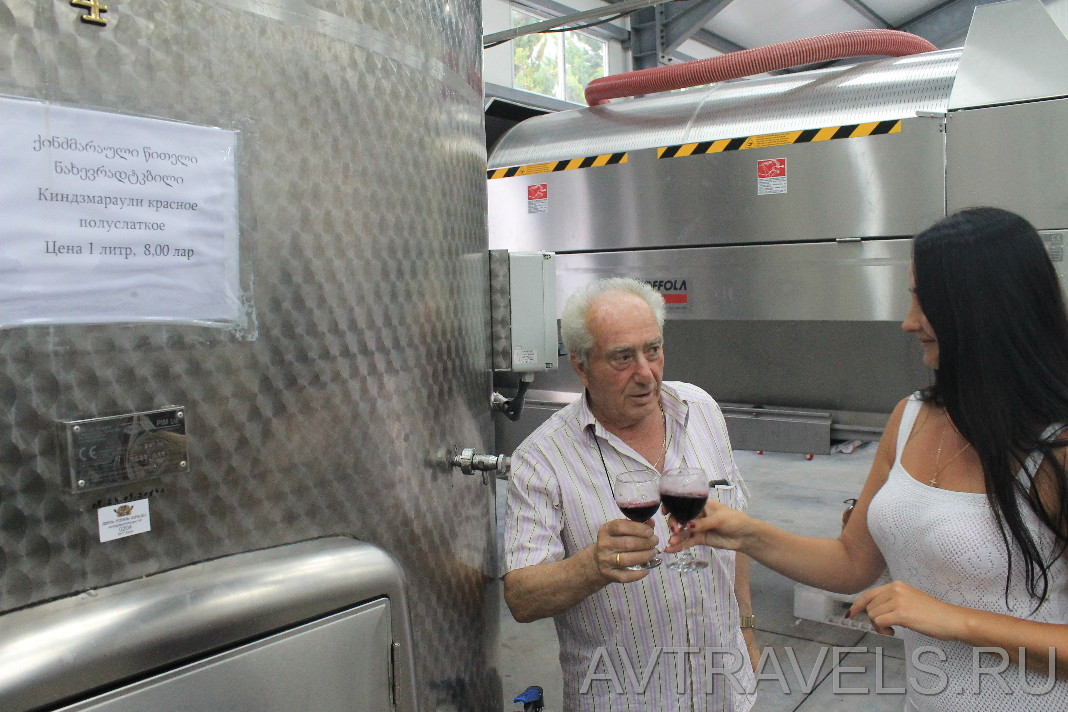 кеда винный завод