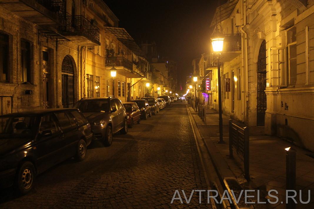 улочки старого Батуми