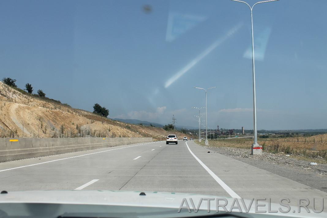 Батуми Тбилиси на машине