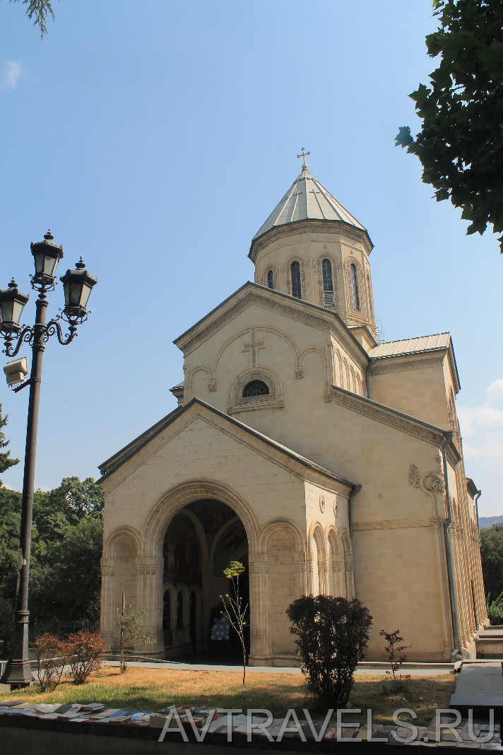 церковь Тбилиси