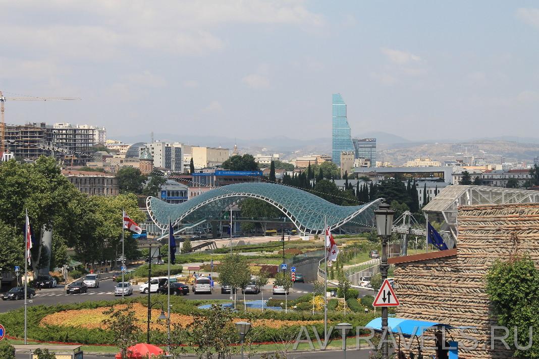 мост прокладка Тбилиси