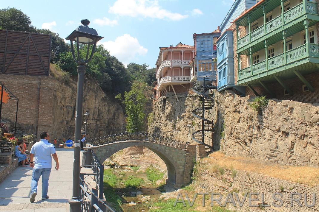 район Нарикала Тбилиси