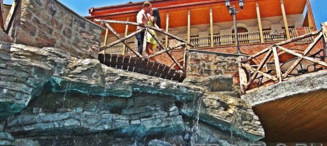 Автопутешествие в Грузию 2017 . Часть 10: Наша свадьба в «городе Любви» Сигнахи и монастырь Бодбе.