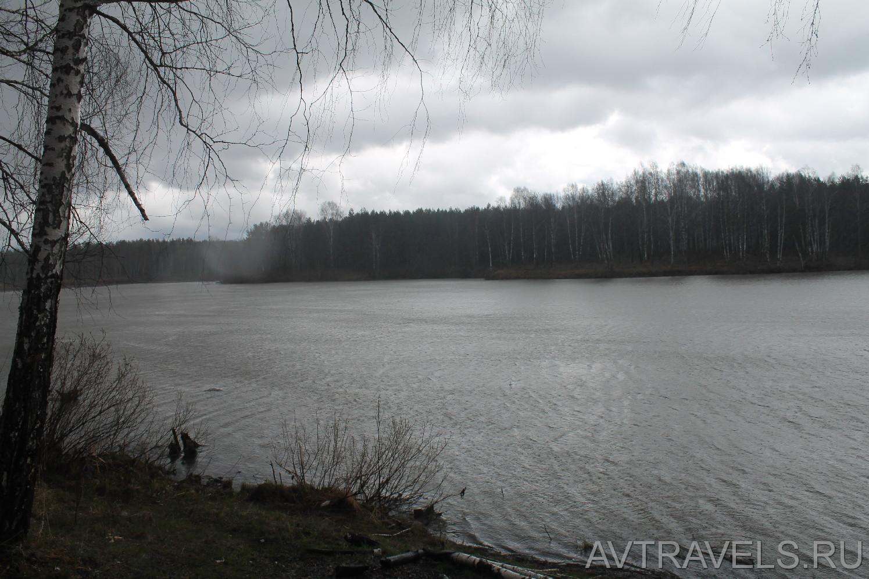 река Большая Юважелга
