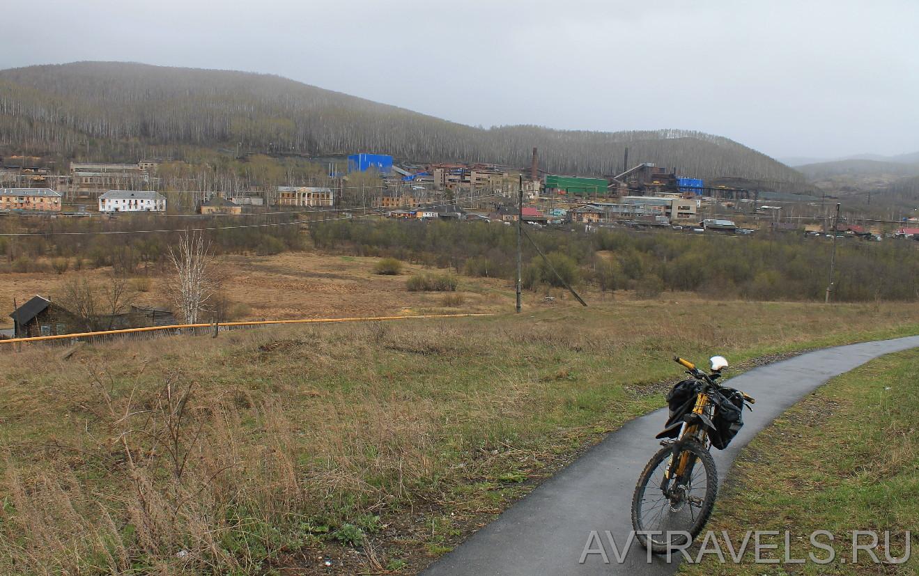 посёлок Магнитка
