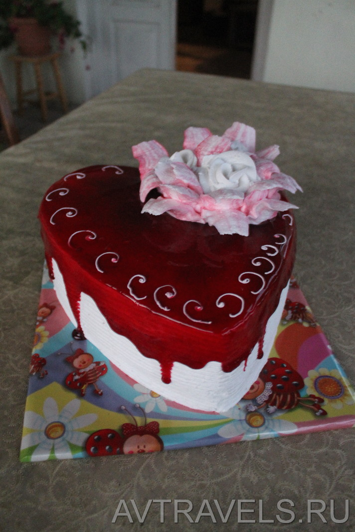 свадебный торт Грузия