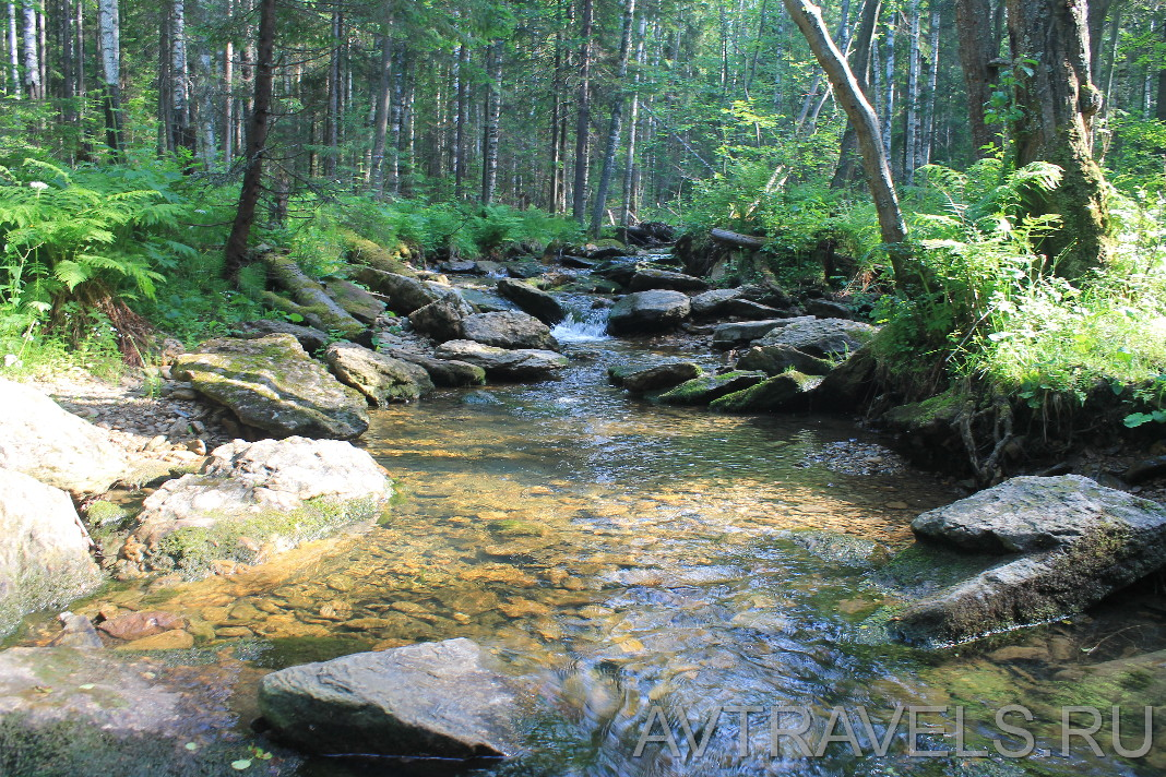 Платонида святой источник река Малый Ик