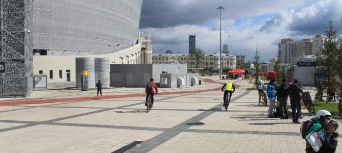 Майская Велопрогулка 2019 Екатеринбург, дистанция 56 км 25.05.2019