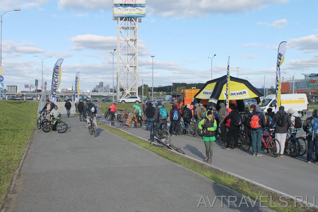 майская велопрогулка 2019 екатеринбург
