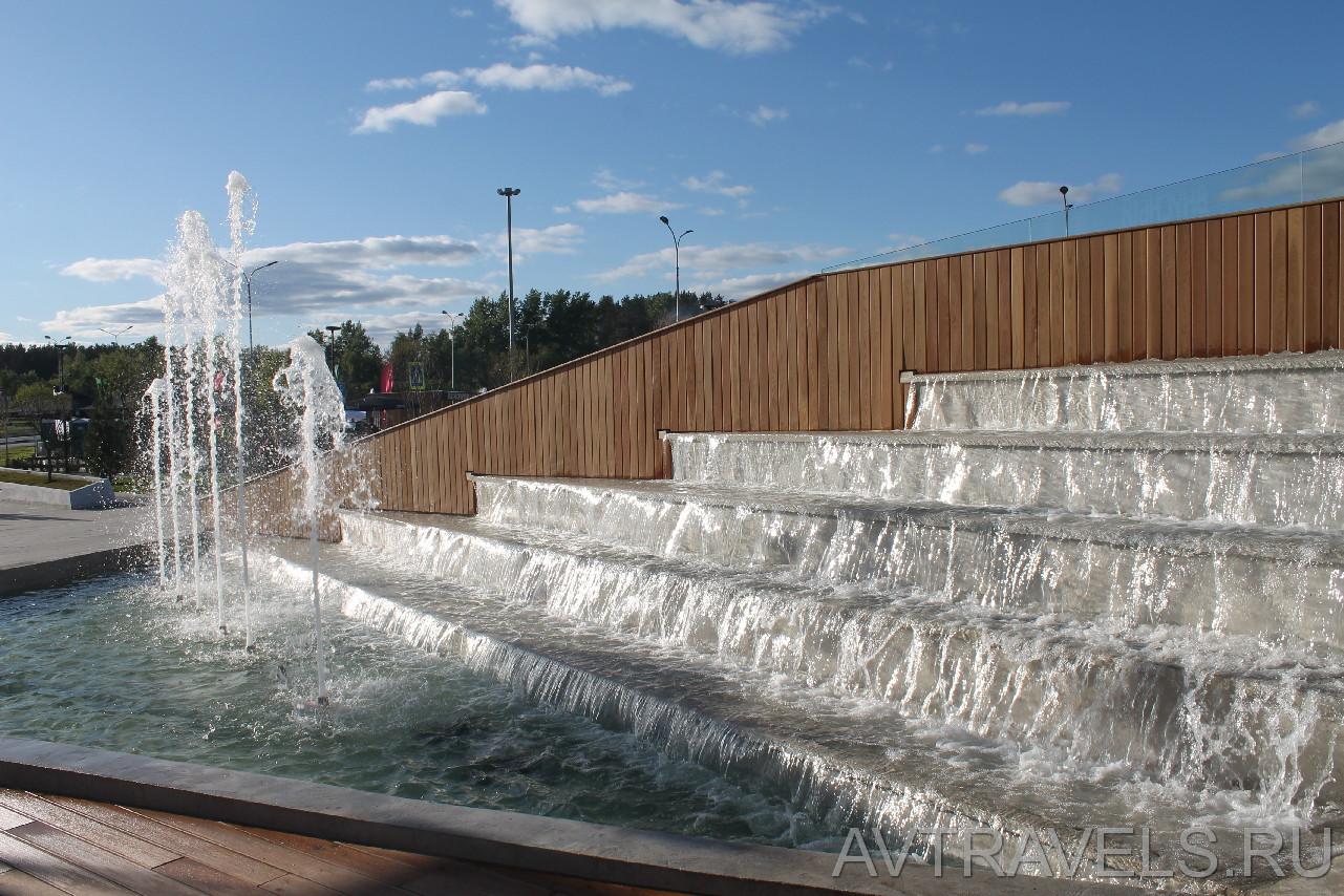 парк Мега Екатеринбург